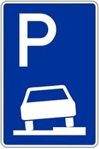 parkeren in de Hoofdstraat - Vereniging Dorpsbelangen Roderwolde
